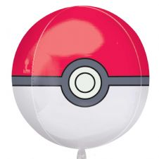 Pokemon ORBZ Foil Helium Balloon
